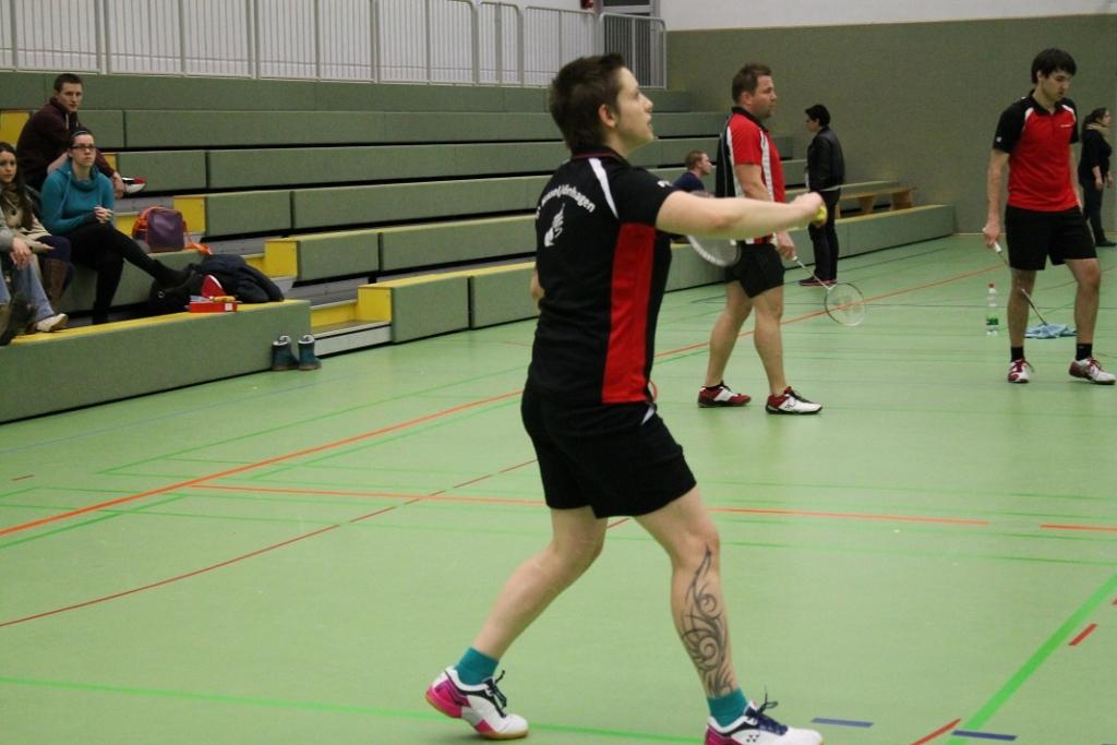 Badminton Liga Nu